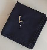 Halstuch dunkelblau