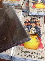 Georgette - Chocolat noir nature