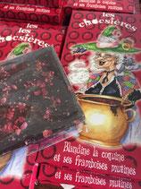 Blandine - Chocolat noir framboise