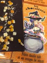 Félicie - Chocolat noir et oranges confites