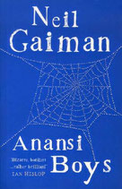 Anansi Boys by Gaiman Neil