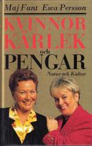 Kvinnor kärlek och pengar av Maj Fant och Ewa Persson
