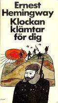 Klockan klämtar för dig av Ernest Hemingway