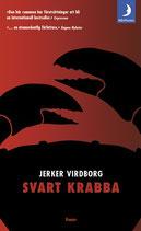 Svart krabba av Jerker Virdborg
