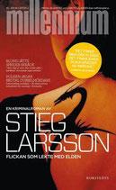 Flickan som lekte med elden av Stieg Larsson