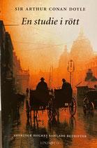En studie i rött av Sir Arthur Conan Doyle