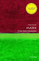 Item NMarx A Very Short Introduction by Peter Singerame