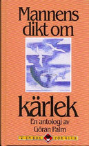 Mannens dikt om kärlek av Göran Palm