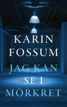 Jag kan se i Mörkret av Karin Fossum