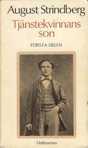 Tjänstekvinnans son Barndomen del 1 av August Strindberg