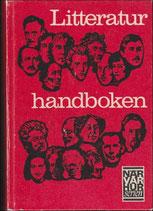 Litteraturhandboken, redaktionssekreterare Kerstin Annergren, textredigering Hans Levander