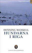 Hundarna i Riga av Henning Mankell
