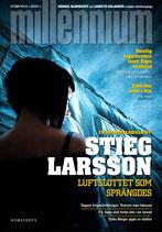 Luftslottet som sprängdes av Stieg Larsson (Inbunden)