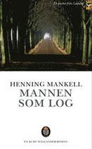 Mannen som log av Henning Mankell