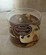 Coffret de mélange mendiant 3 chocolats