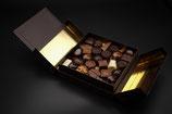 Boîte Prestige de 60 bonbons de chocolats environ 600gr