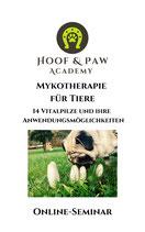 Online-Seminar - Mykotherapie für Tiere