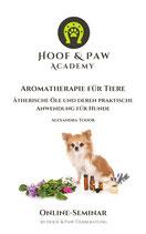 Online-Seminar - Aromatherapie für Tiere