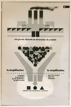 Exposition, graphisme, plan Marshall, France, 1950