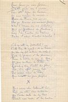 Pierre Jalabert, ode au maréchal Pétain