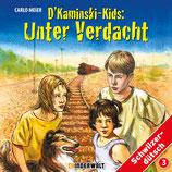D'Kaminski-Kids Vol. 3: Unter Verdacht