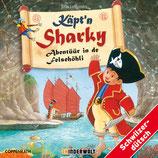 Käpt'n Sharky Vol. 4 Abentüür in de Felsehöhli