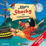 Käpt'n Sharky Vol. 3 und d'Gfängnisinsle