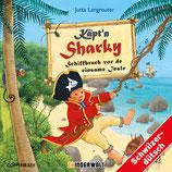 Käpt'n Sharky Vol. 6 Schiffbruch vor de einsamle Insle