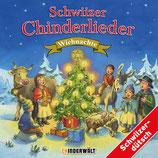 2 CDs: Schwiizer Chinderlieder - Wiehnachte