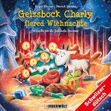 Geissbock Charly fiered Wiehnachte