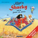 Käpt'n Sharky Vol. 9 und de Dolch vom Sultan