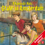D'Kaminski-Kids Vol. 8: Gfahr in Amsterdam