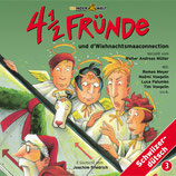 CD: 4 1/2 Fründe Vol. 3 und d'Wiehnachtsmaaconnection