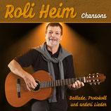 ROLI HEIM: BALLADE, PROTOKOLL UND ANDERI LIEDER