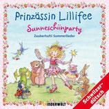Prinzässin Lillifee - Sunneschiinparty (Zauberhafti Summerlieder)