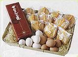 たまご&お菓子セット