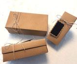 Kraftpapierboxen