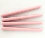 Stabkerze rosa