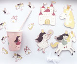 Party Set Prinzessin