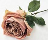 Kunstblume Rose mauve