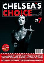 """Chelsea´s Choice#7 inkl. Flexi und 7"""" Beilage """"Land der Keller Vol. 6"""""""