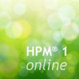 HPM 1 - Live-Webseminar