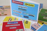 Postkartenset - Schnipselpoesie