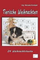 Tierische Weihnachten, Anthologie, Paperback, 164 Seiten, November 2019, ISBN: 978-3-96174-050-5