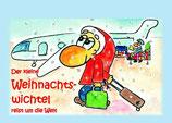 """Adventskalender-Büchlein """"Um die Welt"""""""