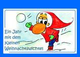 """Adventskalender-Büchlein """"Ein Jahr..."""""""