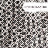 """Porte-savon - """"Etoile Blanche"""""""