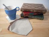 Filtre à café lavable et réutilisable