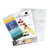 Annie Sloan Colour Card / Farbkarte