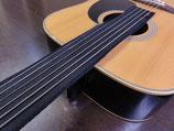 ケースの中を適度な湿度に保つだけでじゃなく フレットをキズから守っちゃう調湿マット ギター用